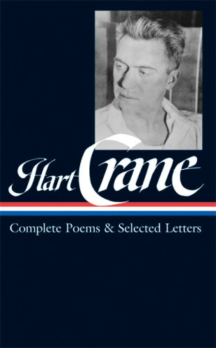 Hart Crane Complete Poems and Selected Letters  2006 edition cover