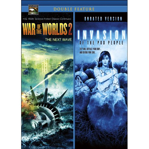 War of Worlds 2: The Next Wave / Invasion of Pod People System.Collections.Generic.List`1[System.String] artwork