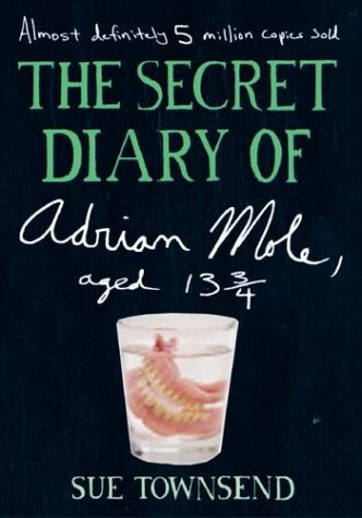 Secret Diary of Adrian Mole, Aged 13 3/4   2003 edition cover
