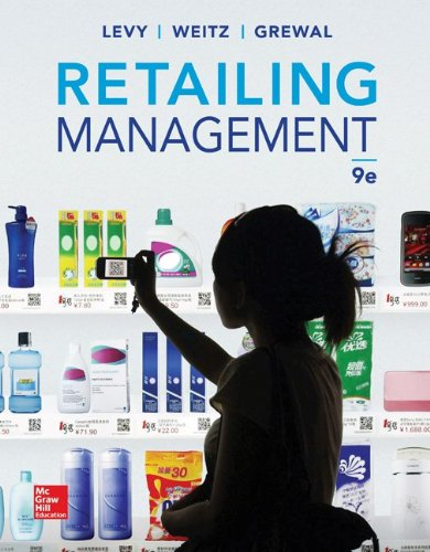 Retailing Management  9th 2014 9780078028991 Front Cover