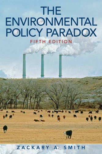 Environmental Policy Paradox  5th 2012 (Revised) edition cover