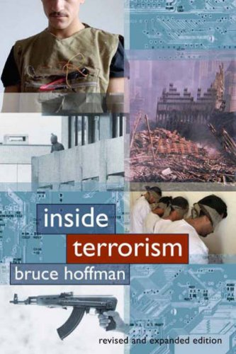 Inside Terrorism  2nd 2006 (Revised) 9780231126991 Front Cover