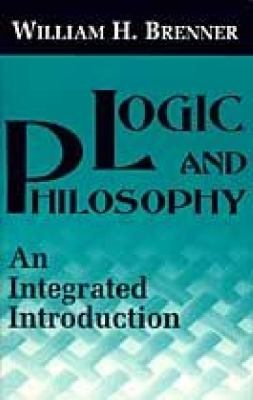 Logic and Philosophy Philosophy  1993 edition cover