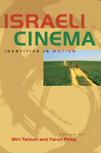 Israeli Cinema Identities in Motion  2011 edition cover
