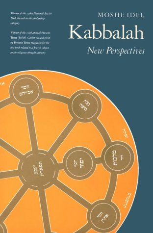 Kabbalah New Perspectives Reprint edition cover
