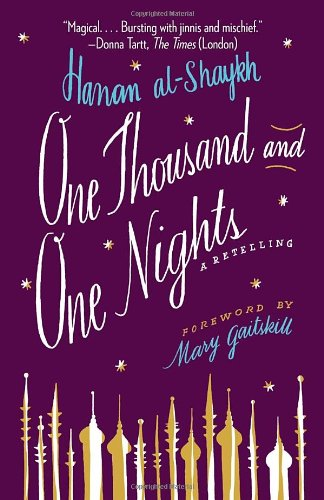 One Thousand and One Nights A Retelling  2013 edition cover