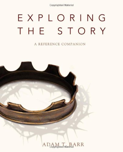 Exploring the Story A Reference Companion  2011 edition cover