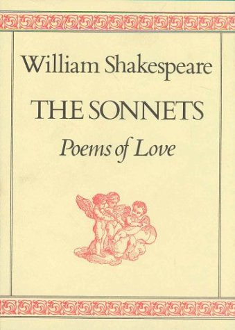 Sonnets Poems of Love  1980 (Revised) 9780312744991 Front Cover