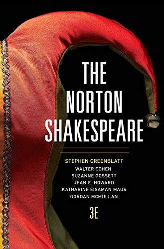 Norton Shakespeare  3rd 2015 9780393934991 Front Cover