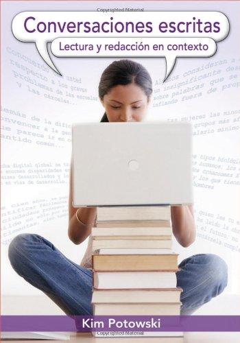 Conversaciones Escritas Lectura y Redacci�n en Contexto  2011 edition cover