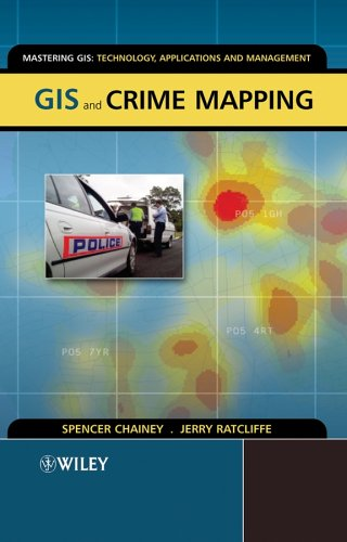 GIS and Crime Mapping   2005 edition cover