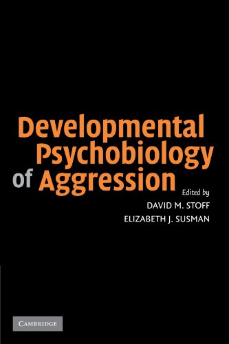 Developmental Psychobiology of Aggression  N/A 9780521126991 Front Cover