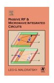 Passive RF and Microwave Integrated Circuits   2003 edition cover