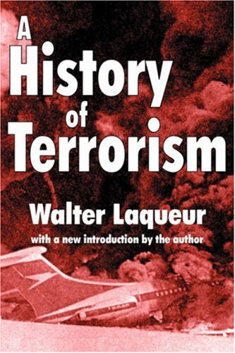 History of Terrorism   2001 edition cover