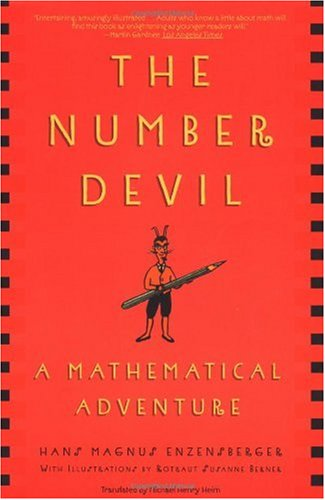 Number Devil A Mathematical Adventure  1997 (Revised) edition cover