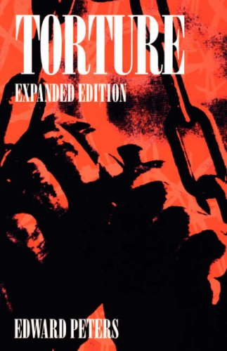 Torture  2nd 1997 edition cover
