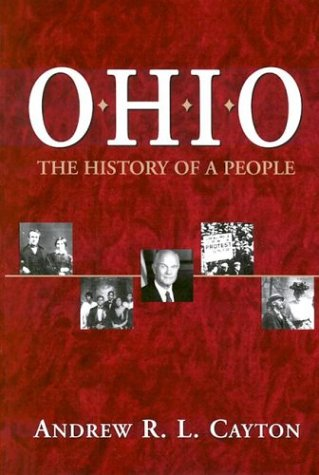 Ohio The History of a People  2002 edition cover