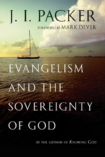 Evangelism and the Sovereignty of God   2012 edition cover