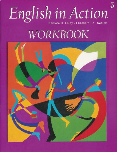 ENGLISH IN ACTION,BOOK 3-WORKB 1st edition cover