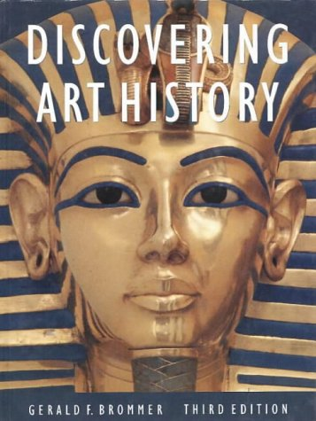Discovering Art History 3rd Edition SE  3rd 1997 (Student Manual, Study Guide, etc.) edition cover
