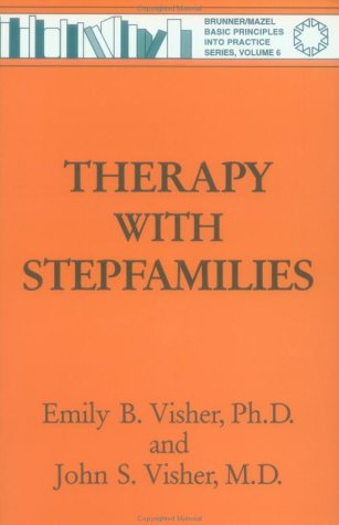 Therapy with Stepfamilies   1996 9780876307991 Front Cover