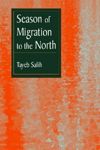 Season of Migration to the North  Reprint edition cover