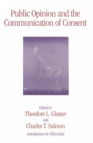 Public Opinion and the Communication of Consent   1995 edition cover