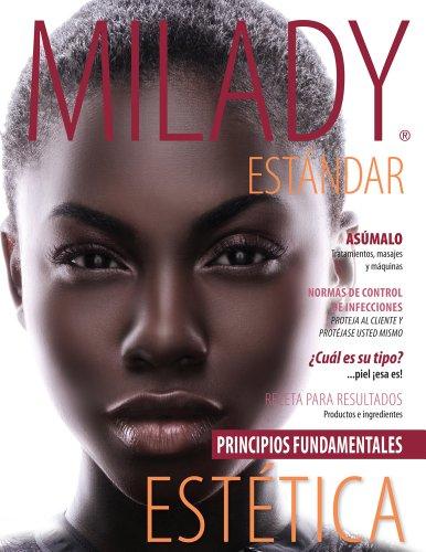 Milady Estadar Principios Fundamentales 11th 2013 edition cover