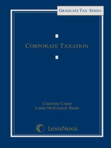 Corporate Taxation   2012 edition cover