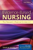 Evidence-Based Nursing The Research-Practice Connection 3rd 2014 edition cover