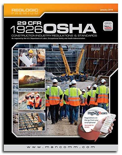 29 CFR 1926 OSHA:CONSTR.IND.REG..(1/19) N/A 9781599599991 Front Cover