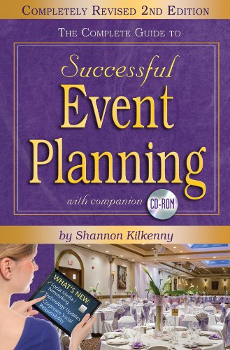 Complete Guide to Successful Event Planning  2nd 2011 (Revised) edition cover