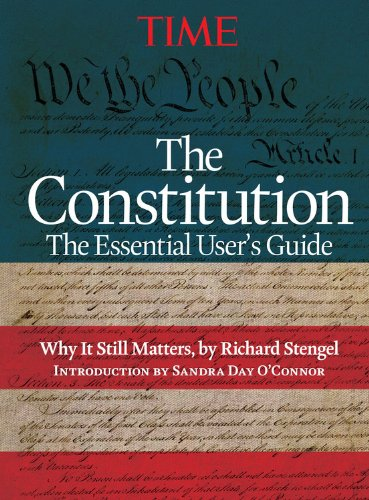 TIME the Constitution The Essential User's Guide N/A 9781603209991 Front Cover