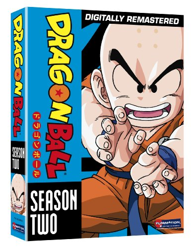 Dragon Ball: Season 2 System.Collections.Generic.List`1[System.String] artwork