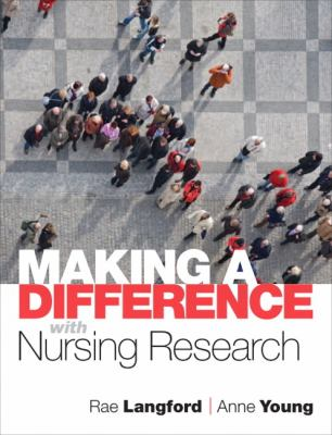 Making a Difference with Nursing Research   2013 (Revised) edition cover