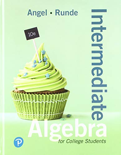 INTERMED.ALGEBRA F/COLL.STUDENTS        N/A 9780134758992 Front Cover