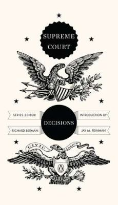 Supreme Court Decisions  6th 2012 edition cover