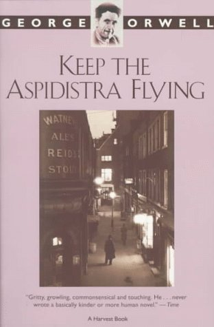 Keep the Aspidistra Flying   1969 (Reprint) edition cover
