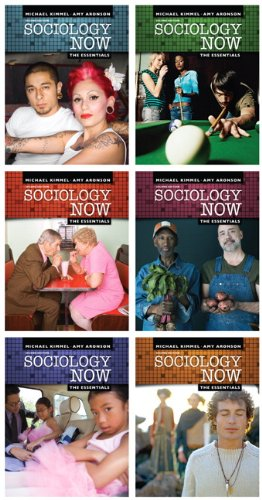 Sociology Now The Essentials 2nd 2011 edition cover