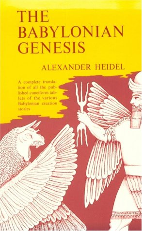 Babylonian Genesis The Story of the Creation 2nd edition cover
