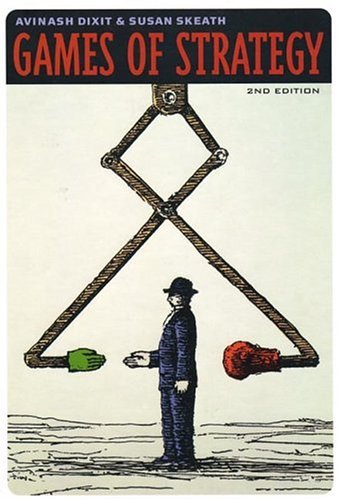 Games of Strategy  2nd 2004 edition cover