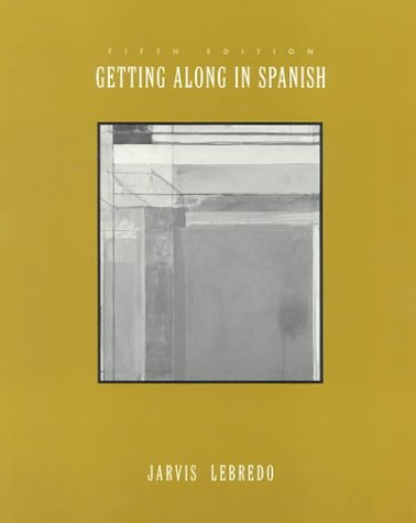 Getting along in Spanish  5th 2000 edition cover