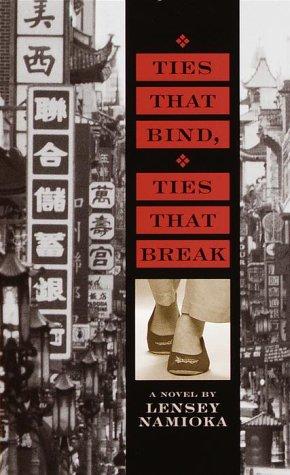 Ties That Bind, Ties That Break   2001 edition cover