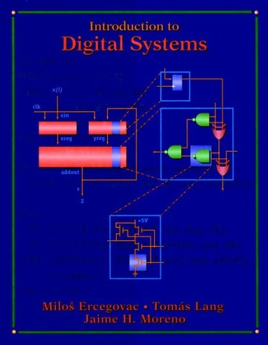 Introduction to Digital Systems  1st 1999 9780471527992 Front Cover