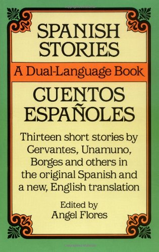 Spanish Stories   1987 (Reprint) edition cover