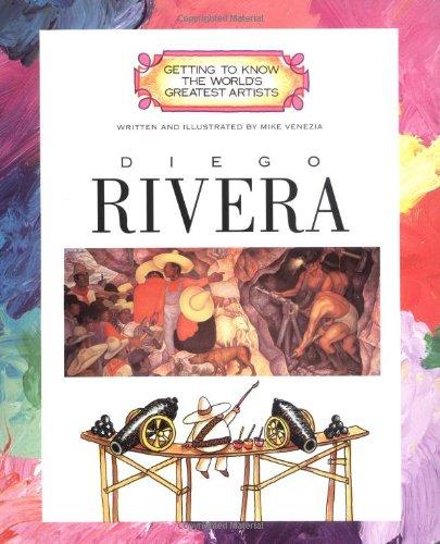 Diego Rivera   1999 edition cover