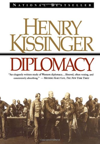 Diplomacy   1995 (Reprint) edition cover