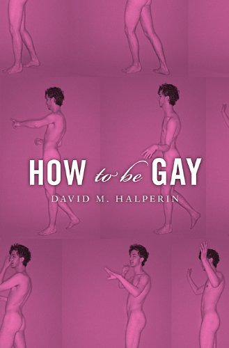 How to Be Gay   2014 edition cover