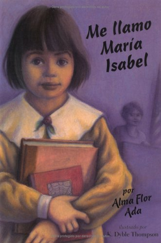 My Name Is Maria Isabel   1996 edition cover