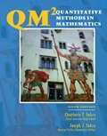 Qm2 Quantitative Methods in Mathematics 6th 2010 (Revised) 9780757571992 Front Cover